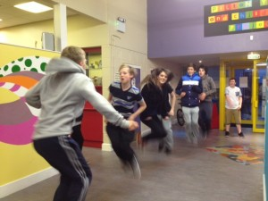 Saturday Hub for 12+  @ Pilton Youth & Children's Project | Edinburgh | United Kingdom